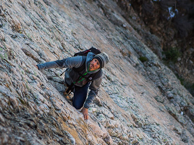 Mt Olympus West Slabs With Forrest Shearer